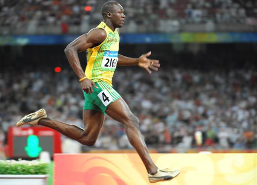 Workouters.com - Usain Bolt - 200m Final Herrar